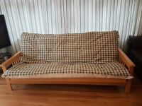 Futon Sofa Bed For Sale only 55 pounds