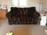 3 and 2 sweater matching sofas, good condition £75