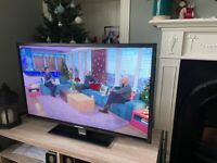 40 inch LED TV Full HD 1080p - Blaupunkt - with Freeview TV