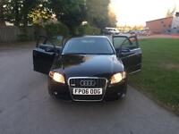 WOW! AUDI A4 S-LINE 2.0 TDI ENGINE PREVIOUS TWO OWNERS 12 MONTH MOT WITH NO ADVISORY