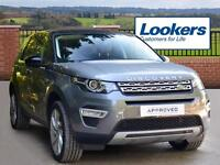 Land Rover Discovery Sport TD4 HSE LUXURY (grey) 2016-06-30