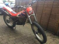1999 Fantic 80cc Trial Motocross Bike ONO