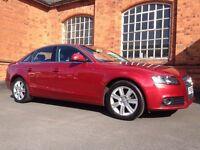 Audi A4 2.0 TDI SE CVT Automatic 62k Low Miles 143bhp 2 keys SERVICE HISTORY