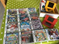 Nintendo DSi XL & Nintendo DSi with 13 games