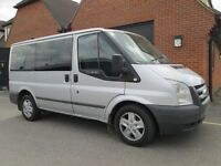 2008 FORD TRANSIT TOURNEO DIESEL 9 SEATER Part exchange available / Credit & Debit cards accepted