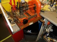 FOR SALE BUSINESS OPPORTUNITY, KEY CUTTING MACHINES AND BLANKS