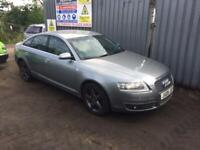breaking for spares audi a6 2.0 tdi 2006