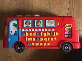 Vtech learning playtime bus