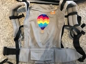 Nearly new Baby Tula carrier