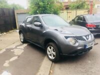 2014 Nissan Juke 14reg Facelift Model A/C salvage Damaged Repairable