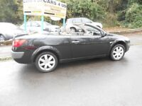 Renault Megane Privilege, comes with 12 Months MOT! SoftTop! 80K Miles!