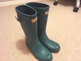 Hunter Wellies - Size 2