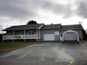 206 000$ - Bungalow à vendre à St-Boniface