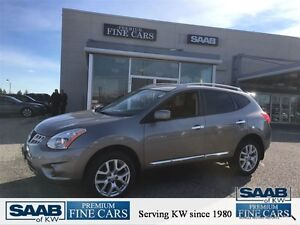 2012 Nissan Rogue SL AWD NAVIGATION HTD LEATHER SEATS SUNROOF AN