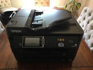 Epson Printer Workforce WF-7620