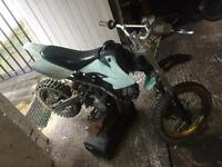 Ducar 125cc pitbike For Sale or swap