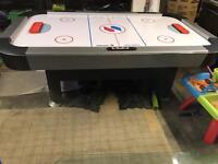 Air hockey table -£100
