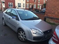 FORD FOCUS AUTOMATIC 1.6 PETROL 2005