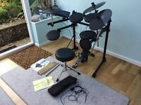 Black Mamba DDK1 Digital Drum Kit