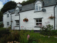 FOR SALE: Detached 3 bed character cottage with outbuildings and land