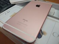 Apple iPhone 6s Plus - 32GB - Rose Gold Edition - Network Unlocked - ONLY £230-