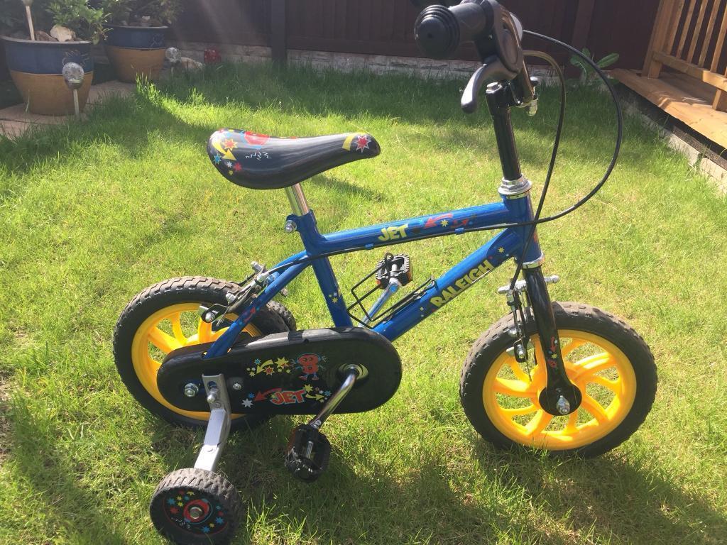 ef66db920af Raleigh Jet Toddler Bike | in Wymondham, Norfolk | Gumtree