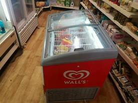 Used ice cream freezer