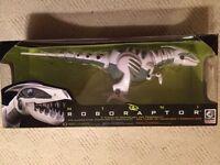 Mini Roboraptor - Childs Action Toy