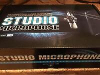 Condenser Microphone + USB Audio Interface Brand New BARGAIN!!