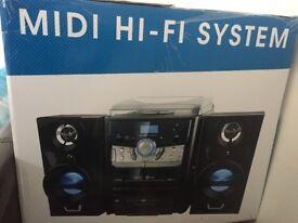 Midi Hi Fi System
