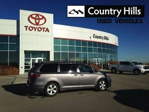 2016 Toyota Sienna LE, 8 Passenger, Back up Camera