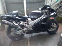 TL1000R V-TWIN, CLASSIC WITH CARBON CANS, LOADS RECENTLY DONE, 27K,SOLLD WITH NEW MOT £2250