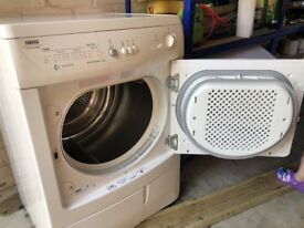 zanussi washing machine ZWF 1241 W Hydrosystem 6kg
