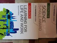 CCEA GCSE REVISION BOOKS