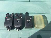 2x delkim txi alarms and receiver