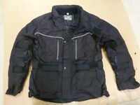 Motorcycle Coat Unused Size XL