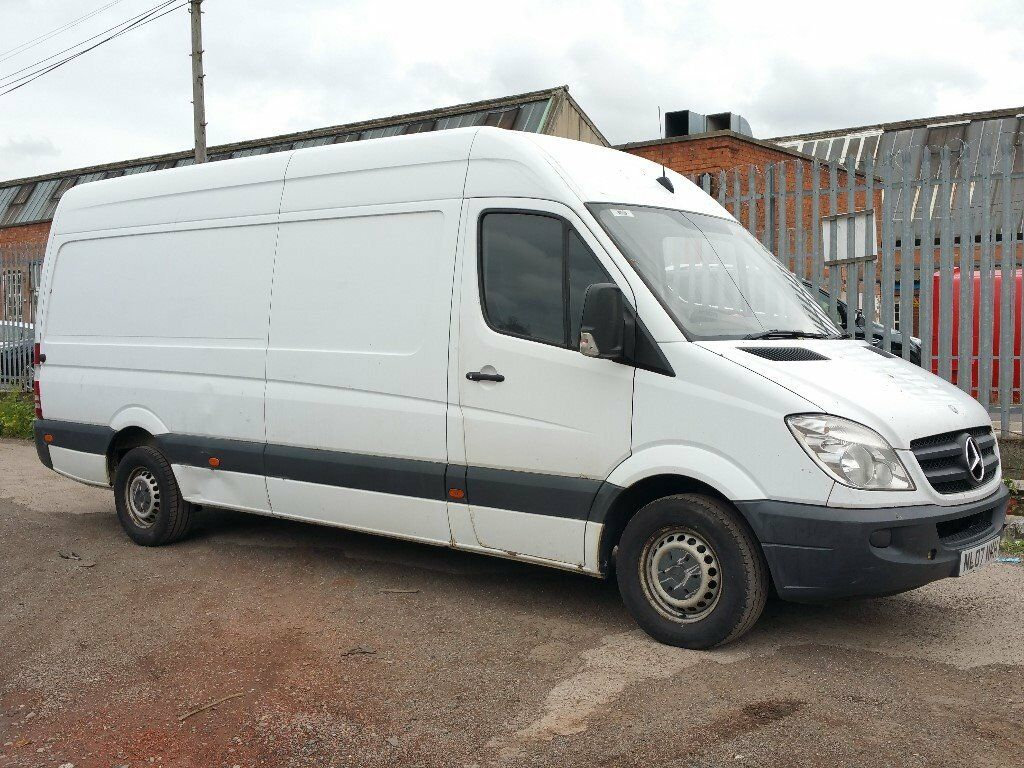 2007 07 mercedes sprinter 311 cdi lwb 6 speed manual 110 bhp euro 4 engine 313 cdi 315 cdi 316. Black Bedroom Furniture Sets. Home Design Ideas