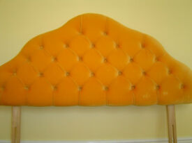 Headboard to fit Small Double Bed
