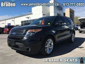 2013 Ford Explorer Limited  - Leather Seats -  Bluetooth -  Memo