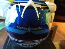 Brand new XS motorbike helmet