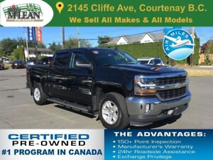 2016 Chevrolet Silverado 1500 LT 4X4 Navigation Remote Start Rea
