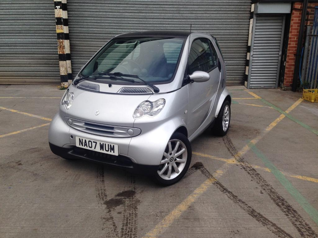 2007 MERCEDES SMART CITY PASSION 698cc * LOW MILEAGE * FULL HISTORY * AUTOMATIC * LOW MILEAGE