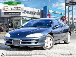 2002 Chrysler Intrepid LOW KM'S FWD V6