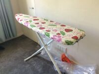 Used ironing board