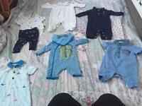 Massive baby bundle - newborn & 0-3 month - Moses basket,bottle warmers & mammas & papas star swing
