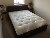 Like New: King-Size Bed