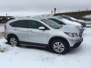 2013 Honda CR-V EX AWD/RUNNING BOARDS / PRICED TO SELL!! Kawartha Lakes Peterborough Area image 2