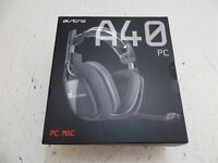 Astro A40 Grey Gaming Headset