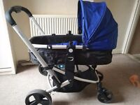 Mothercare xpedior with car seat ONO