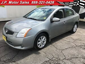 2011 Nissan Sentra 2.0, Automatic, Alloy's,